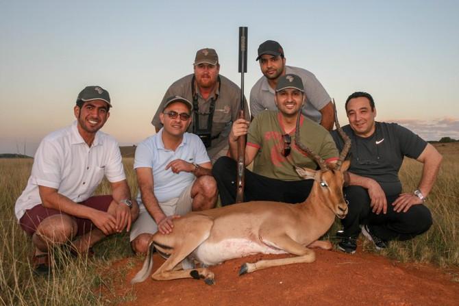Faisal Group Safari 2016