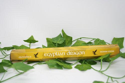 Egyptian Dragon Incense Sticks