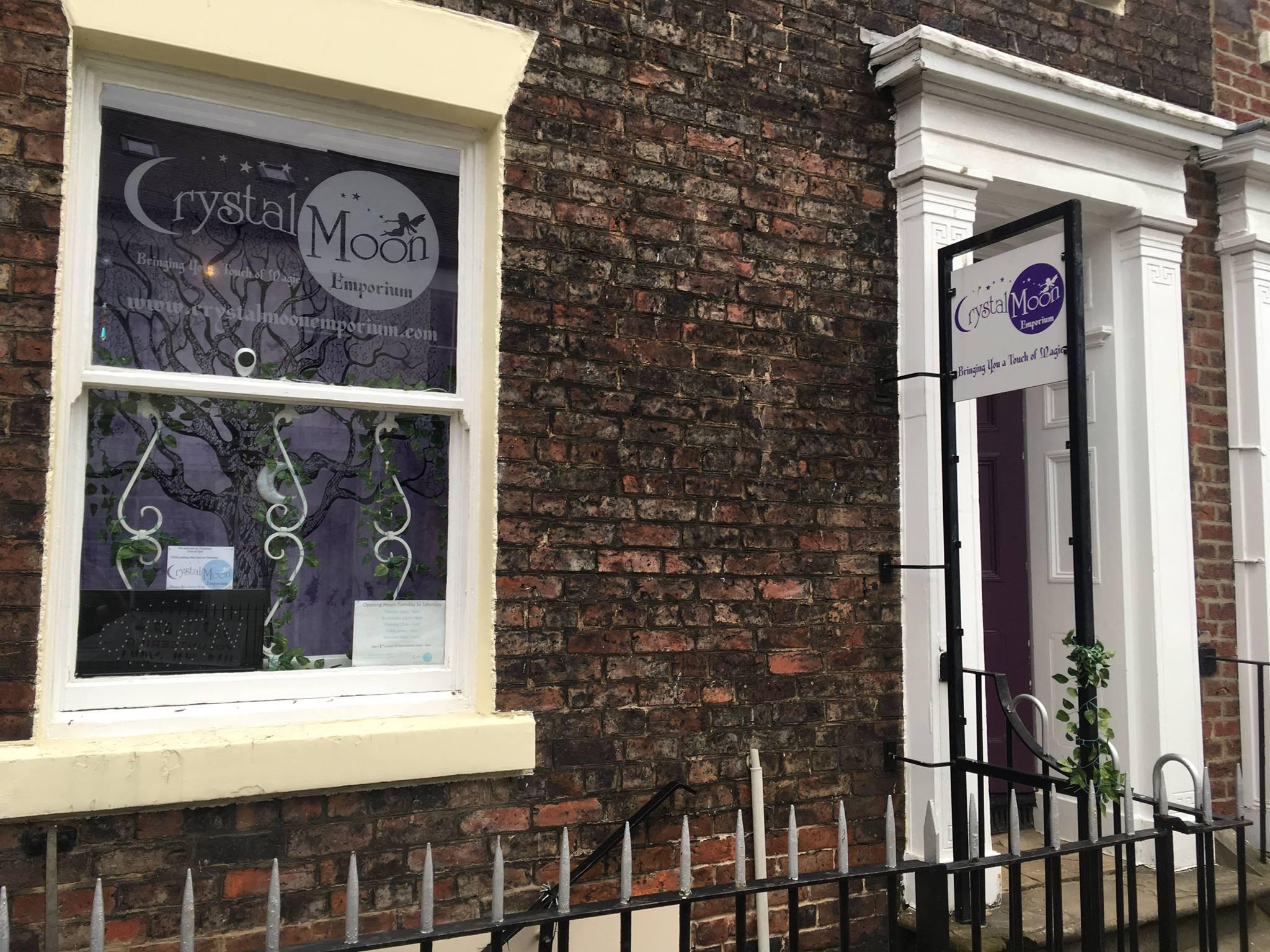 Crystal Moon 52 Frederick Street Sunderl