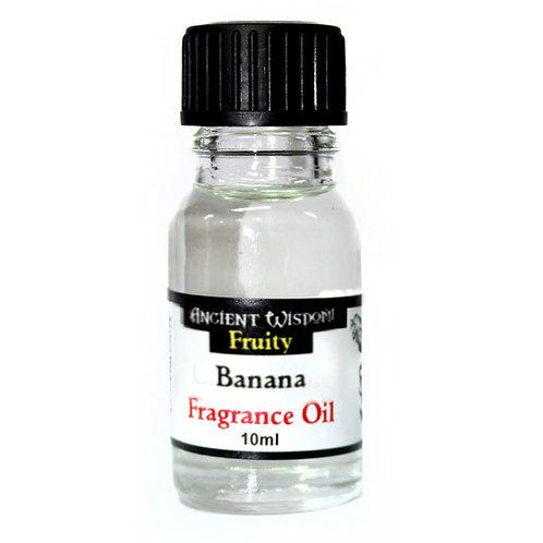 Banana Fragrance Oil - 10ml