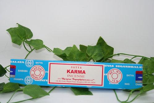 Karma Incense Sticks