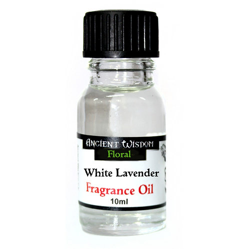 White Lavender Fragrance Oil - 10ml