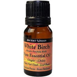 White Birch Essential Oil - 10ml