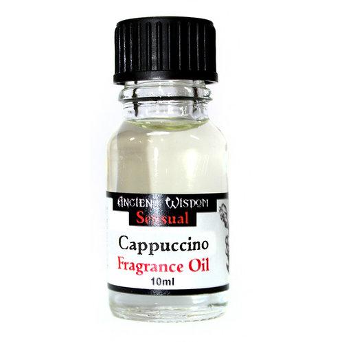 Cappuccino Fragrance Oil - 10ml