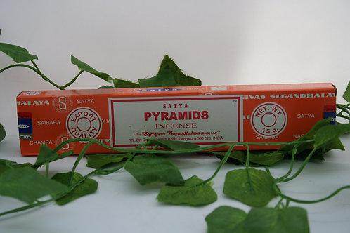Pyramids Incense Sticks