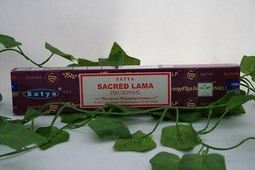 Sacred Lama Incense Sticks