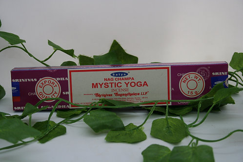 Mystic Yoga Incense Sticks