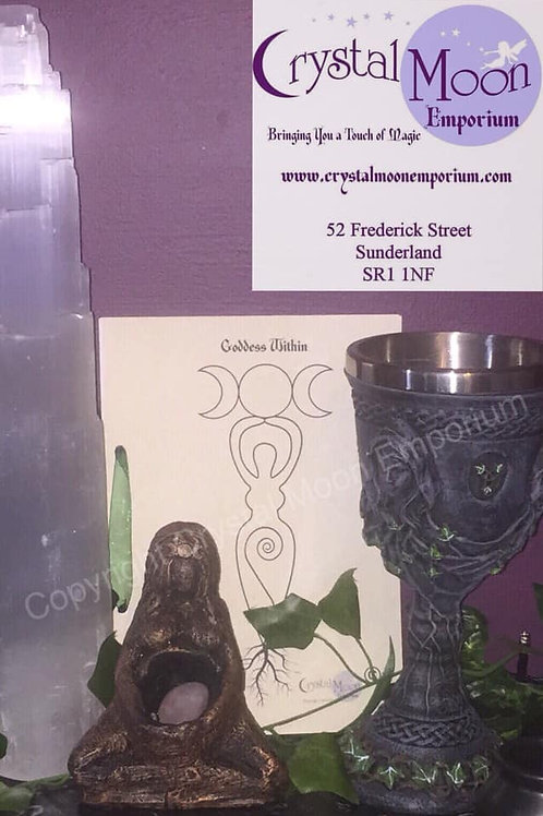 Ostara Goddess Meditation and more 1pm