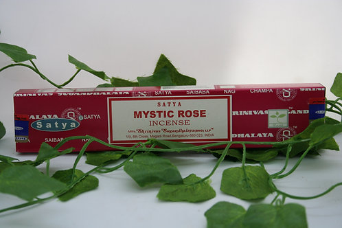 Mystic Rose Incense Sticks