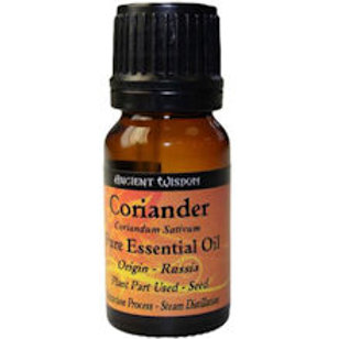 Coriander Seed Essential Oil - 10ml