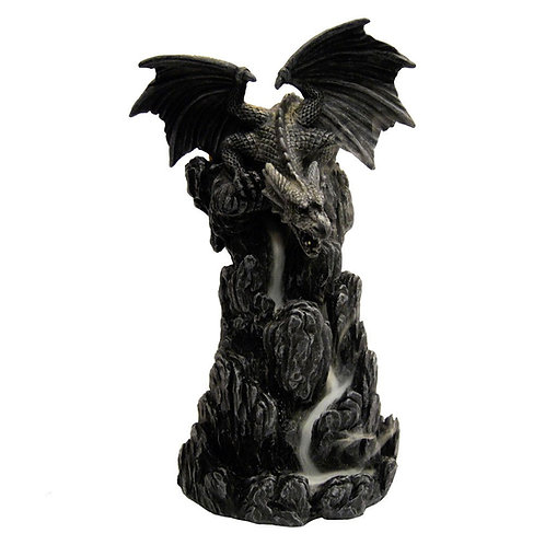 Dragon Tower (Backflow) Incense Cone Burner