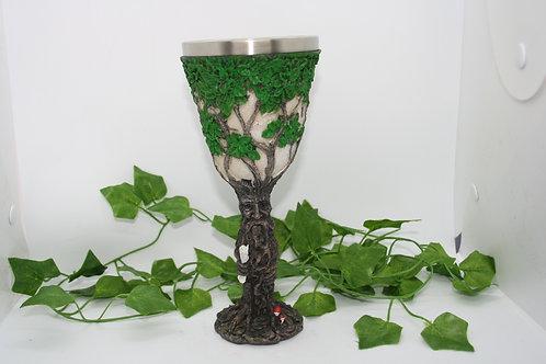 Tree Man Goblet