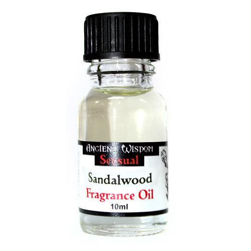 SandalwoodFragrance Oil - 10ml