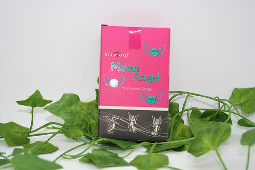Moon Angel Incense Cones