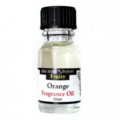 Orange Fragrance Oil in 10ml Bottle