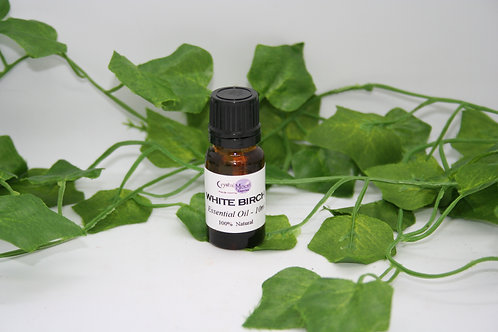White Birch Essential Oil - 10ml