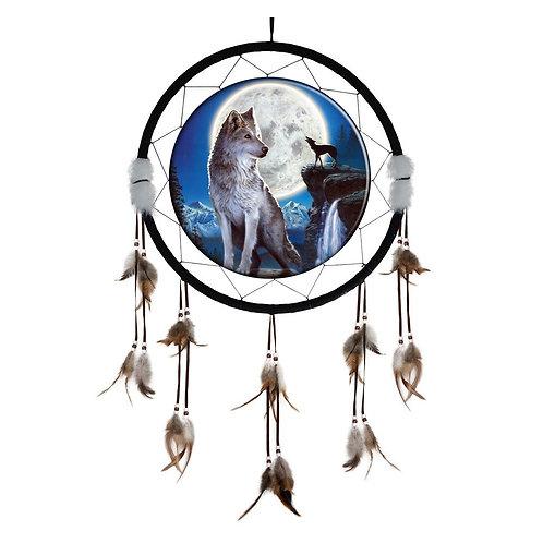 Blue Moon Dreamcatcher - 15cms