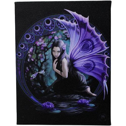 Niaid (Anne Stokes) Canvas Print