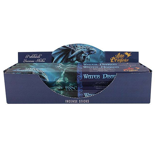 Water Dragon Incense Sticks (Anne Stokes)
