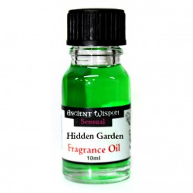 Hidden Garden Fragrance Oil - 10ml