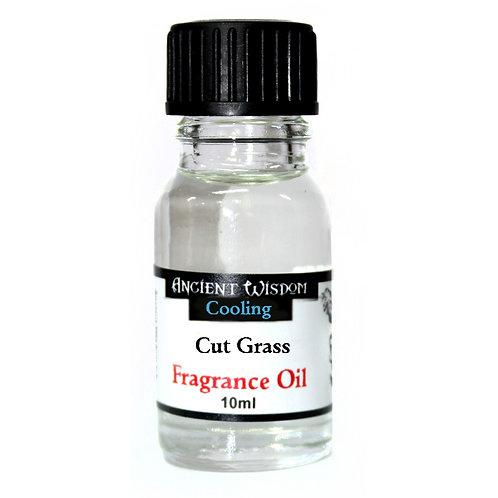 Cut Grass Fragrance Oil - 10ml