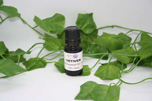Vetiver Essential Oil - 10ml