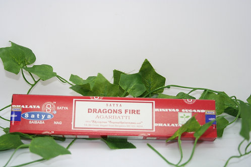 Dragons Fire Incense Sticks