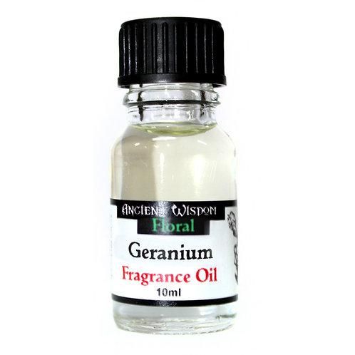 Geranium Fragrance Oil - 10ml