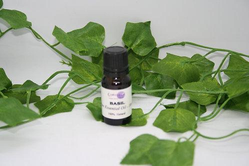 Basil Essential Oil - 10ml