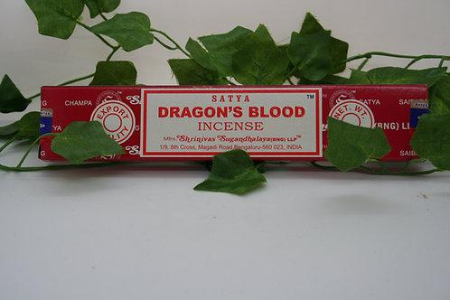 Dragon's Blood Incense Sticks