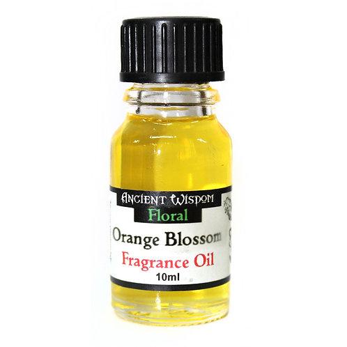 Orange Blossom Fragrance Oil - 10ml