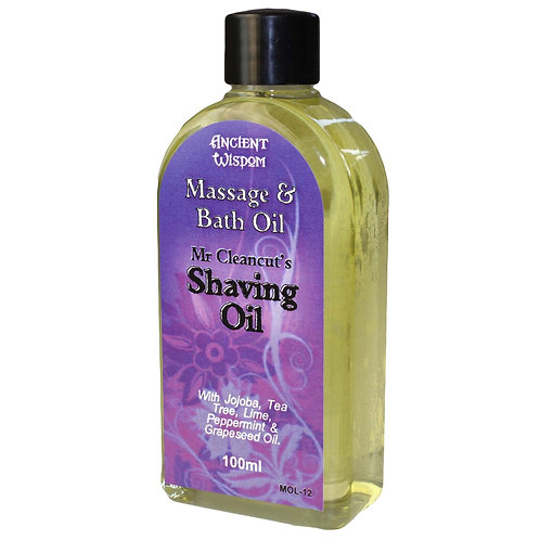 Mr Clean Cut Shaving Oil - 100ml