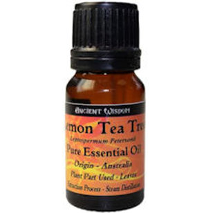 Lemon Tea Tree Essential Oil - 10ml