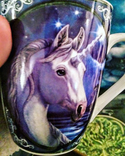 Settling down for the night with our beautiful Unicorn mug _D available via PM or in store x #unicor