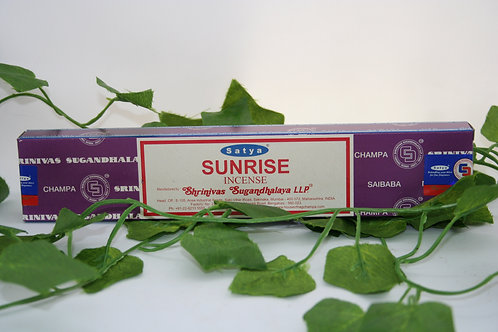 Sunrise Incense Sticks