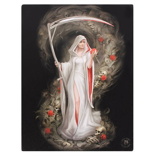 Life Blood (Anne Stokes) Canvas Print 19x25cm
