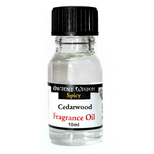 Cedarwood Fragrance Oil - 10ml