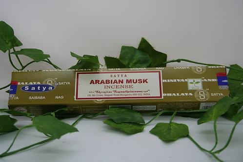Arabian Musk Incense Sticks