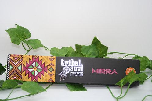 Tribal Soul Myrrh Incense Sticks