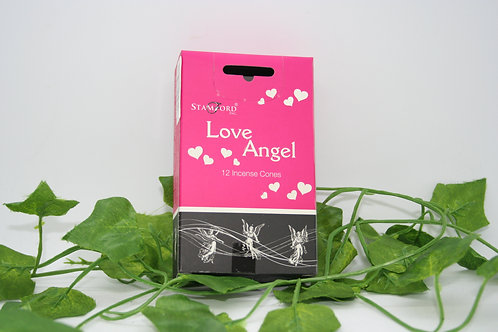 Love Angel Incense Cones