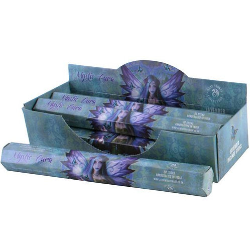 Mystic Aura Incense Sticks (Anne Stokes)