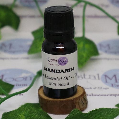 Mandarin Essential Oil - 10ml Bottle