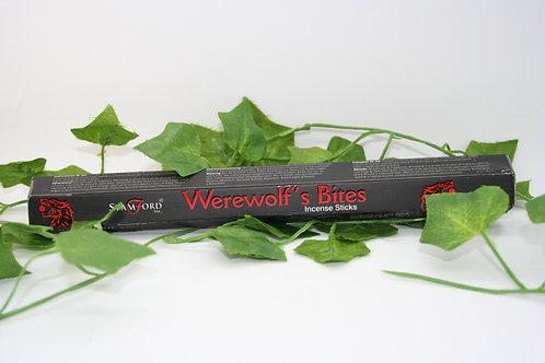 Werewolf's Bite Incense Sticks