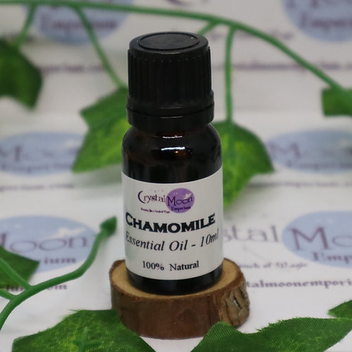 Chamomile (Pure) Essential Oil - 10ml