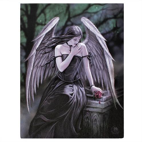 Lost Soul (Anne Stokes) Canvas Print 19x25cm