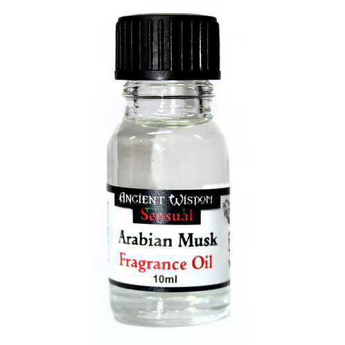 Arabian Musk Fragrance Oil - 10ml