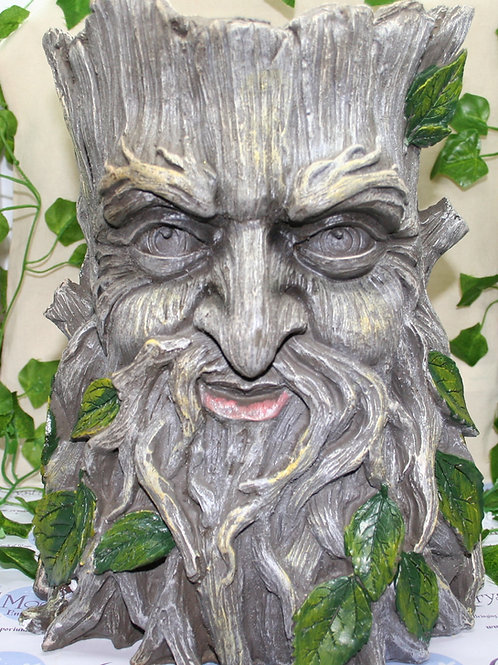 Green Man Plant Pot - Large