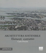 ARCHITETTURA SOSTENIBILE ELEMENTI COSTRU