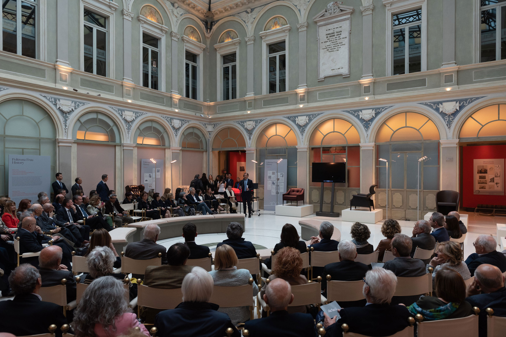 Inaugurazione100 Anni Ponzini