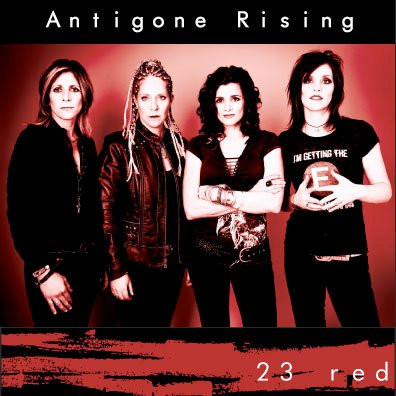 23 Red Cover